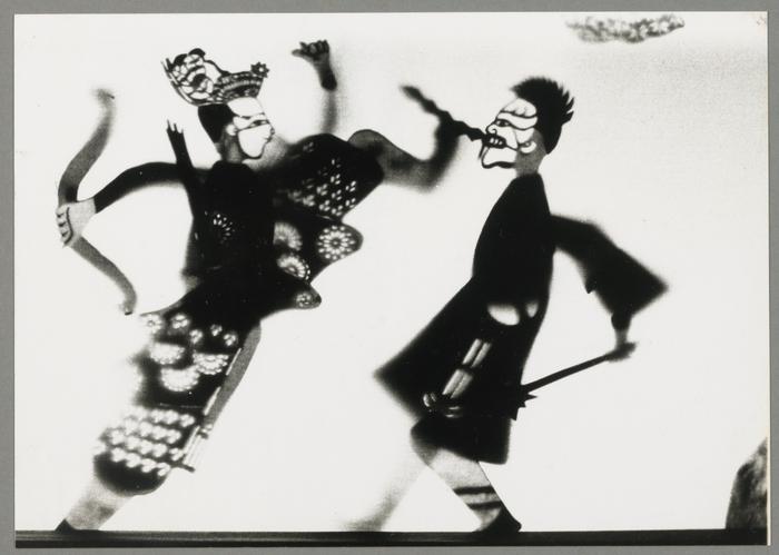 Les aventures de l'Archer Yi par le TOC (Théâtre d'Ombres Chinois) (France)