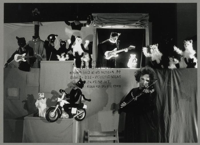 Noirmatou, par le Théâtre de la Toupine (France)