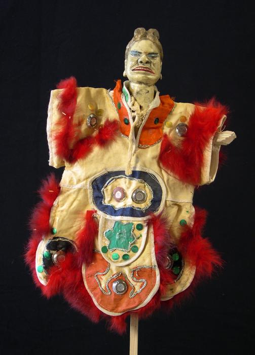 Marionnette à gaine chinoise de Taïwan