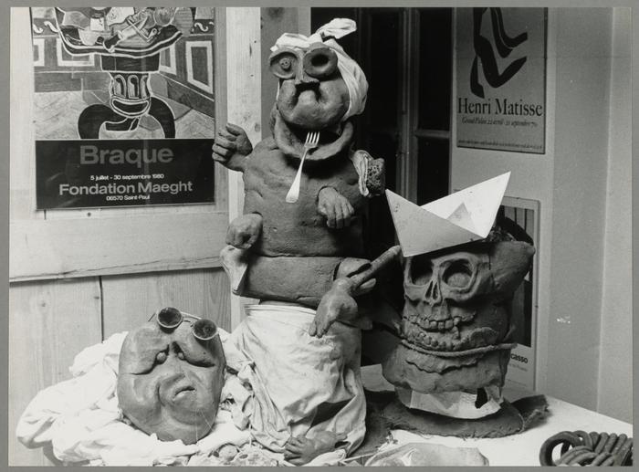 Le Grand-père fou, par Alain Recoing et son Théâtre aux Mains Nues (France)