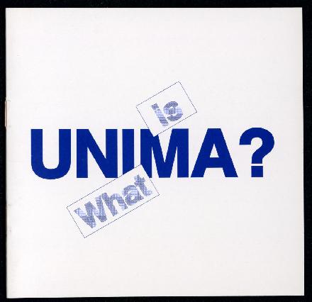 What is UNIMA ? - Qu'est-ce que l'UNIMA ?