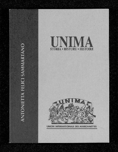UNIMA - Storia, History, Histoire
