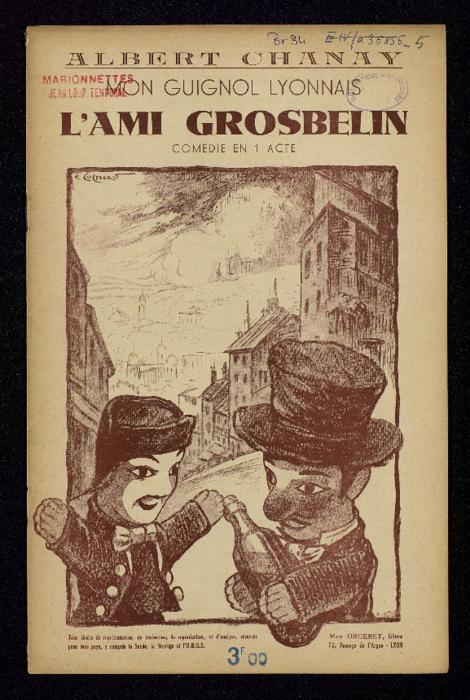 L'ami Grosbelin