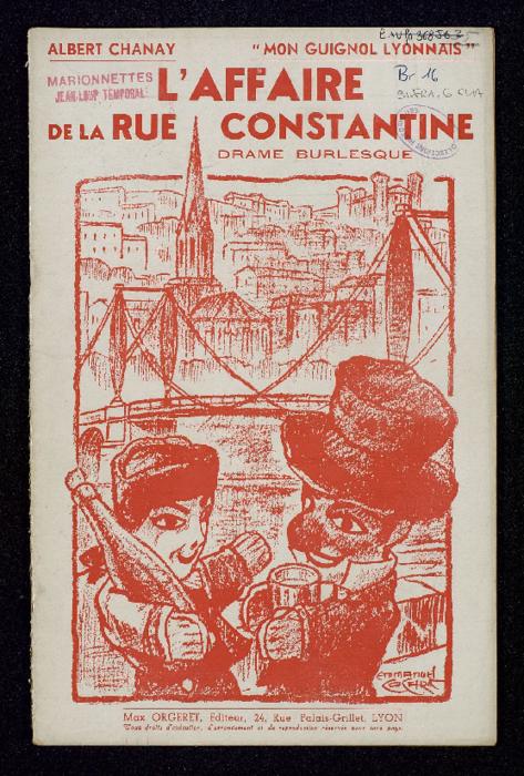 L'affaire de la rue Constantine