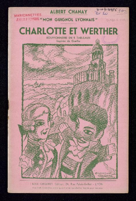Charlotte et Werther