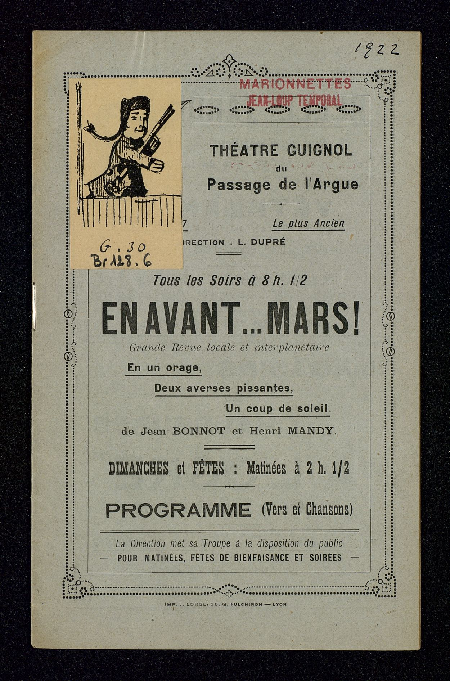 En avant... Mars !