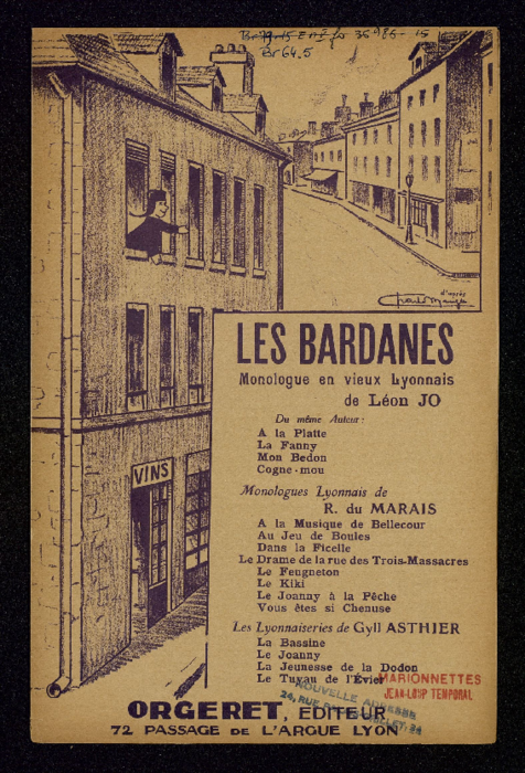 Les Bardanes