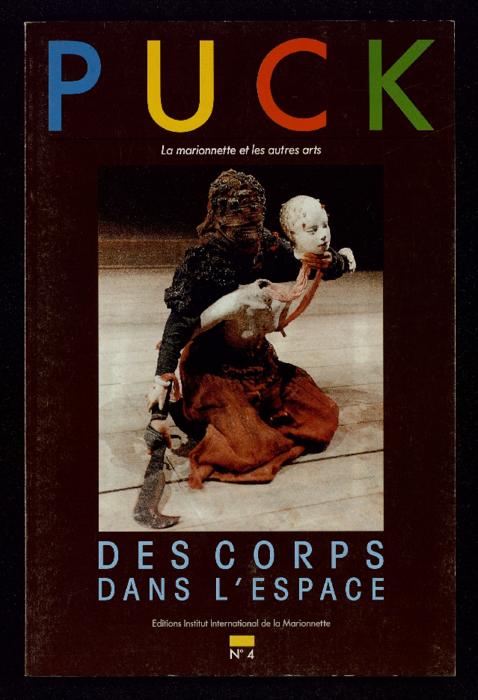 Puck, n°4 - 1991 - Des corps dans l'espace