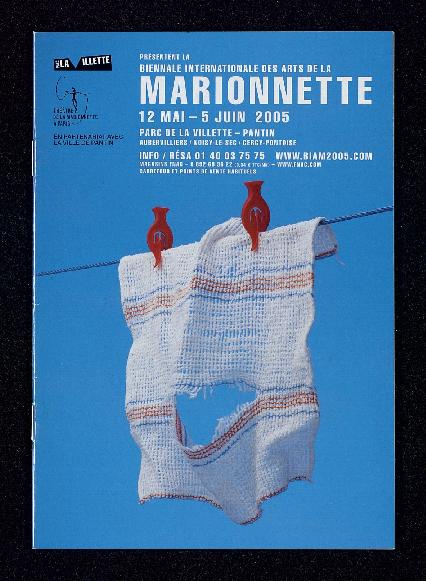 Programme de la 3e Biennale Internationale des Arts de la Marionnette