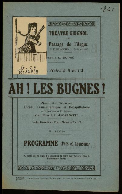 Ah! Les Bugnes !