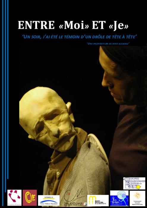 Entre « Moi » et « Je », par Mike Alvarez, dossier de présentation.