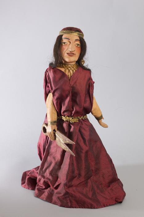 Atropos, marionnette