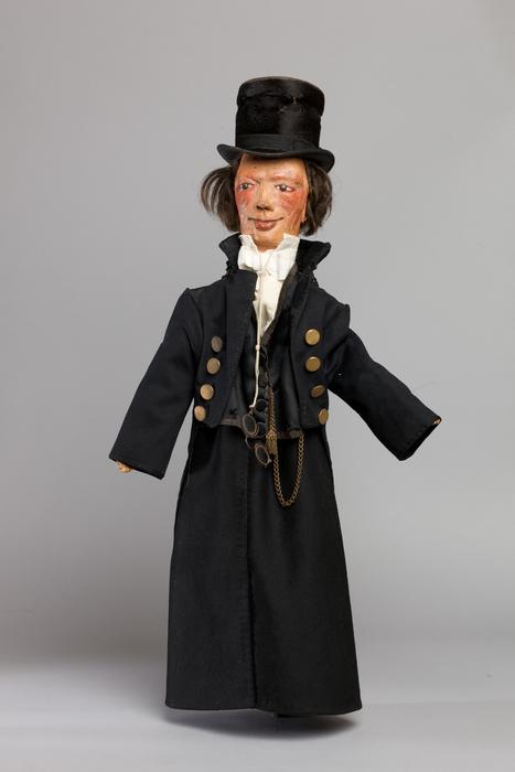 Balandard, marionnette