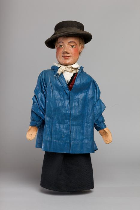 Bocquillon, marionnette