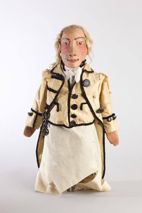 Bourgeois ?, marionnette