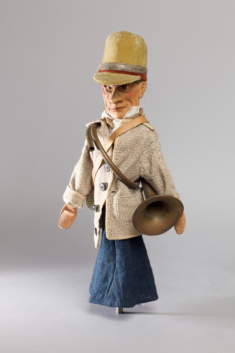 Comte des Andouillers, marionnette