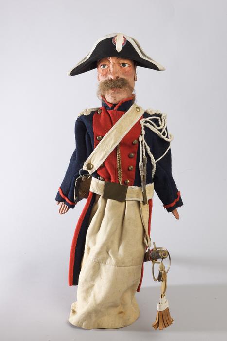 Gendarme, marionnette