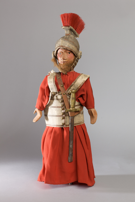 Lycophon, le Phénicien, marionnette