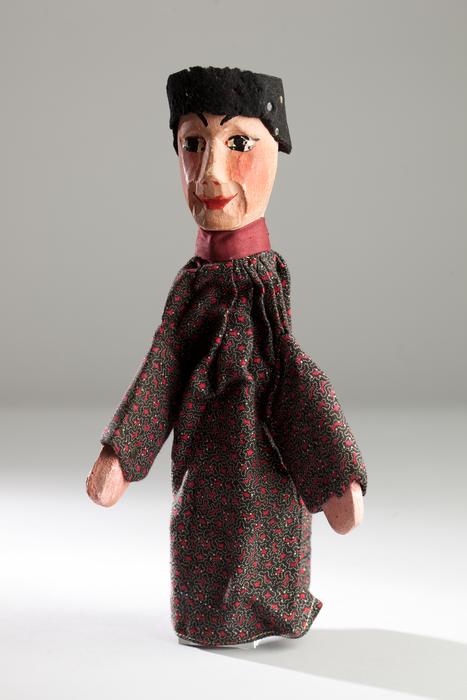 Marionnette à gaine , Guignol