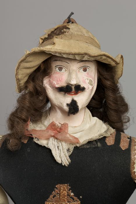 Mousquetaire, marionnette