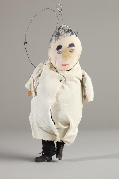 Marionnette issue du Théâtre de l'Apollo