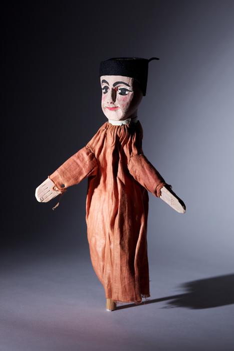 Guignol, marionnette à gaine