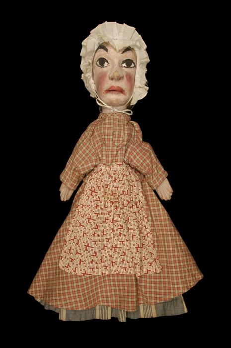 Madelon, marionnette à gaine