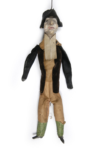 Beppo, marionnette pour <i>Matrimonio secreto</i> de Cimarosa