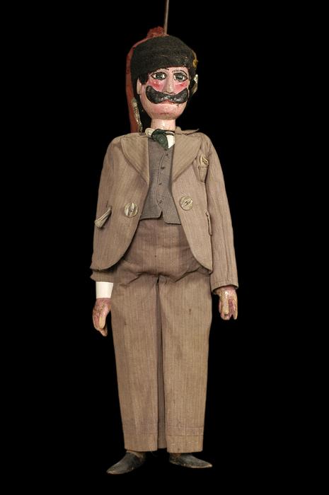 Marionnette à tringles