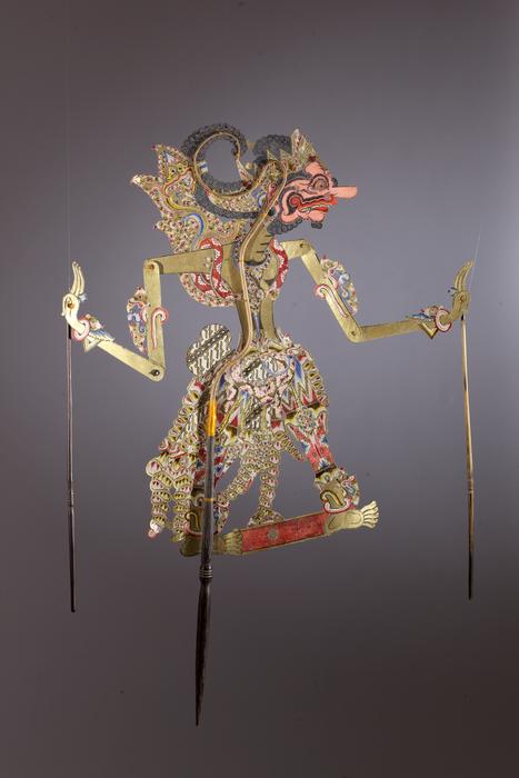 Silhouette de Wayang Kulit