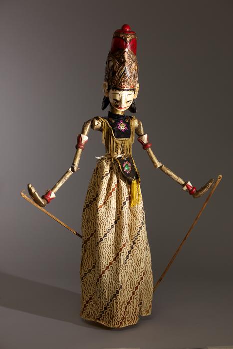 Rama, wayang golek indonésien
