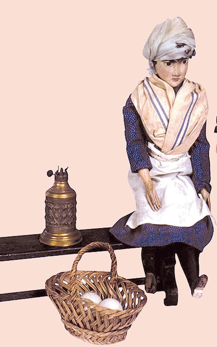 Sandrine ; femme de Lafleur