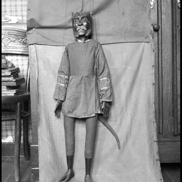 Diable. Théâtre Louis de Budt.