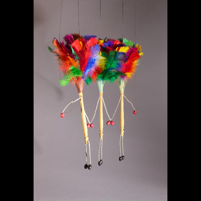 Ballet de 3 plumeaux