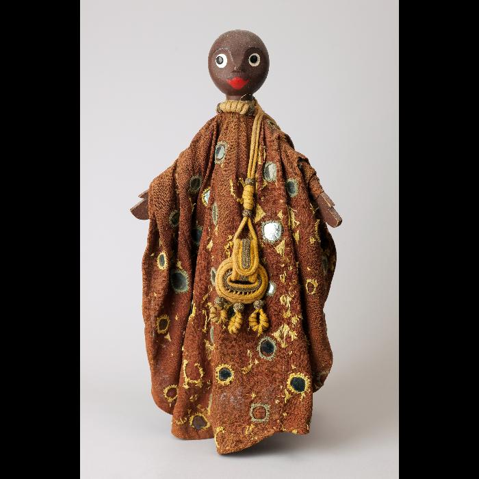Balthazar (roi mage), marionnette à gaine du Théâtre de la Branche de Houx