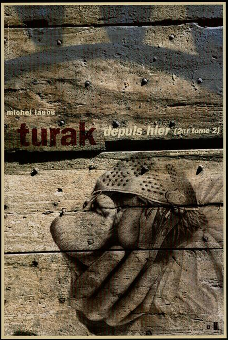 Depuis hier, par le Turak Théâtre, affiche du spectacle
