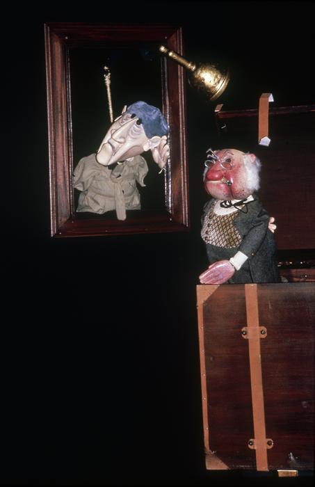 Un bon petit diable, par la compagnie des Marionnettes de Nantes
