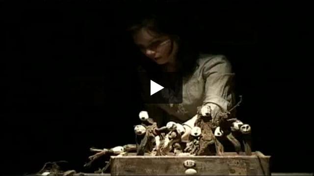 La chair de l'Homme, solo d'Aurelia Ivan à l'ESNAM