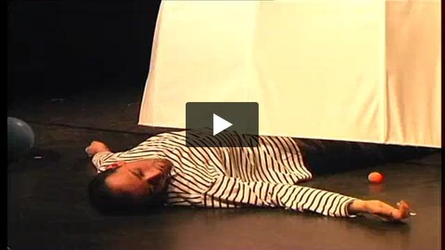 Monsieur Malaussène au théâtre, projet de fin d'études de Claire Rabant à l'ESNAM