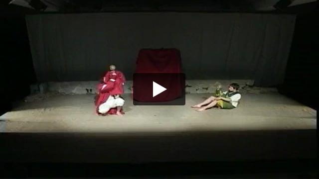 La passion de Don Juan, atelier-spectacle dirigé par Claudia Contin et Ferrucio Merisi avec les étudiants de la 5° promotion de l'ESNAM