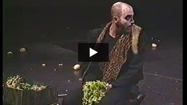 Ubu, par le Nada Théâtre - Extrait 5 [La bataille]