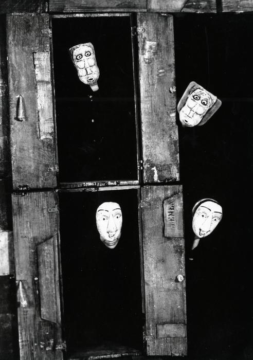 Le Grand-Père fou, par le Théâtre aux Mains Nues.