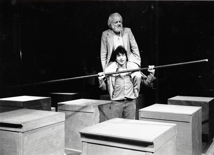 La Conjecture de Babel, par le Théâtre aux Mains Nues.